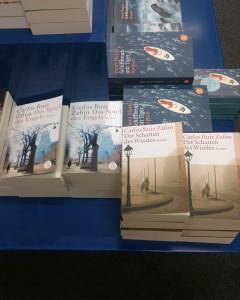 Bestsellers en Suiza: Libros en español traducidos al alemán (I