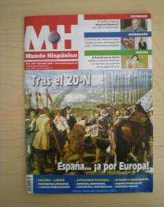 Portada Mundo Hispánico