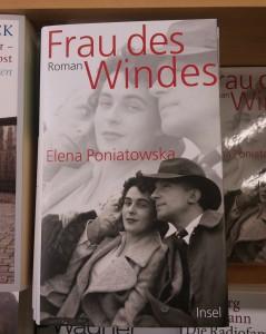 Frau des Windes, Elena Poniatowska