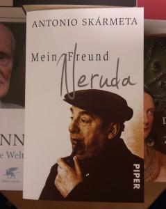 Mein Freund Neruda, Antonio Skármeta