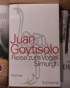 Reise zum Vogel Simurgh, Juan Goytisolo