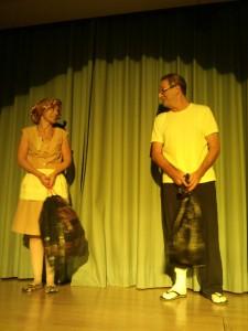 Teatro argentino La basura