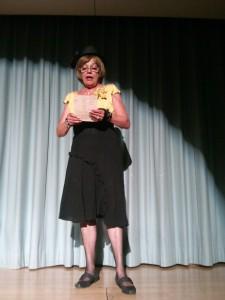 Teatro argentino Claudia Teuscher