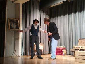 Teatro argentino El acompañamiento