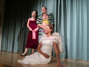 Teatro argentino Postre sorpresa
