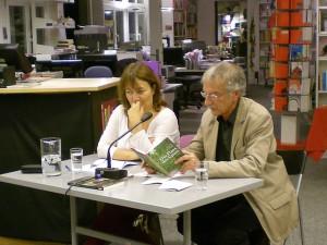 Ángela Pradelli y Christoph Kuhn