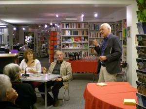 Ángela Pradelli, Christoph Kuhn y Thomas Liechti
